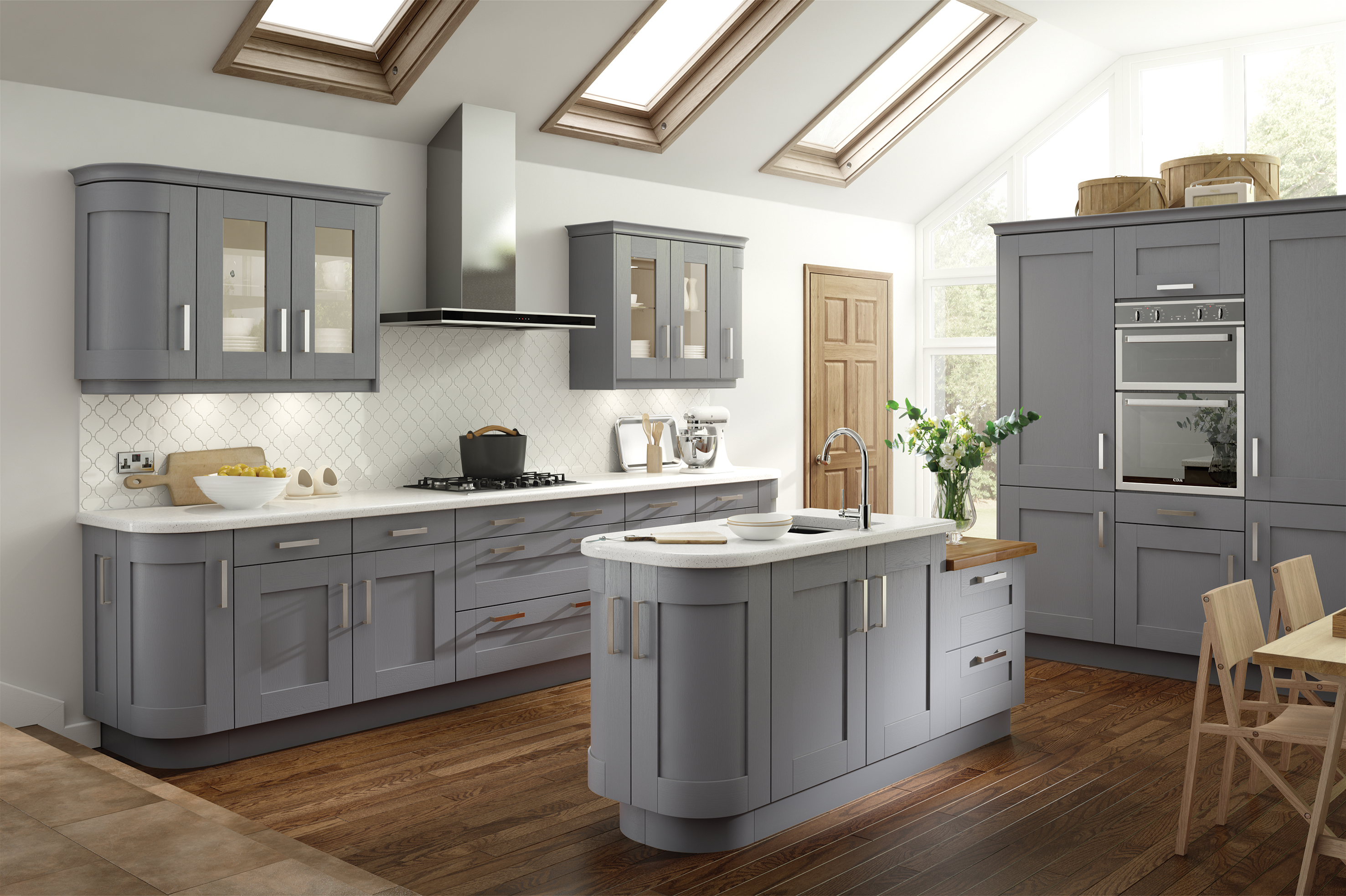 Solid Wood Kitchens Staffordshire